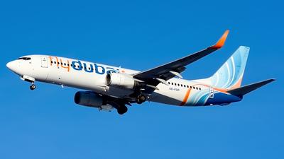 A6-FDP - Boeing 737-8KN - flydubai