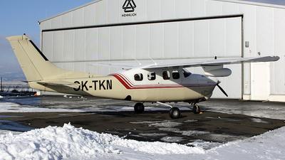 OK-TKN - Cessna P210R Pressurized Centurion II - Private