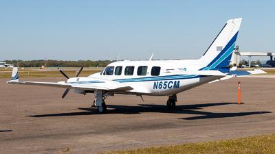 N65CM - Piper PA-31-350 Navajo Chieftain - ACME Aviation