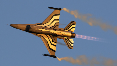 FA-123 - General Dynamics F-16AM Fighting Falcon - Belgium - Air Force