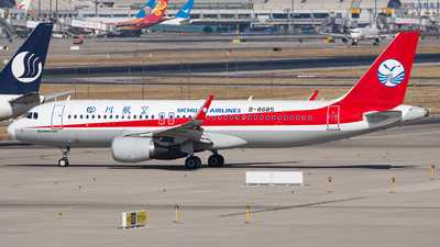B-8685 - Airbus A320-214 - Sichuan Airlines