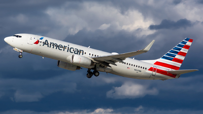 A picture of N847NN - Boeing 737823 - American Airlines - © Kevin Cargo