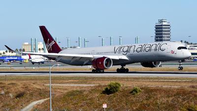G-VPRD - Airbus A350-1041 - Virgin Atlantic Airways