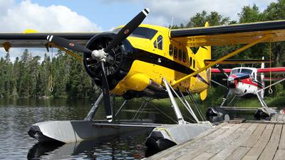 A picture of CFODV - De Havilland Canada DHC3 Otter - [411] - © Kevin Porter