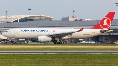 TC-JDP - Airbus A330-243F - Turkish Airlines Cargo