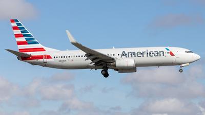 A picture of N868NN - Boeing 737823 - American Airlines - © Felipe Garcia