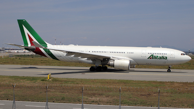 I-EJGA - Airbus A330-202 - Alitalia