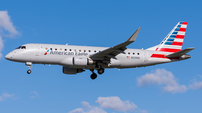 N219NN - Embraer 170-200LR - American Eagle (Compass Airlines)