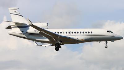 N510AN - Dassault Falcon 7X - Private