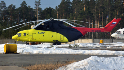 RA-06080 - Mil Mi-26T Halo - UTair Aviation