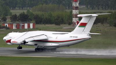 EW-004DE - Ilyushin IL-76MD - Belarus - Air Force