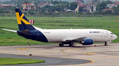HS-KMC - Boeing 737-4M0 - K-Mile Air