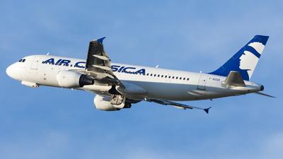 A picture of FHZGS - Airbus A320214 - Air Corsica - © William Verguet