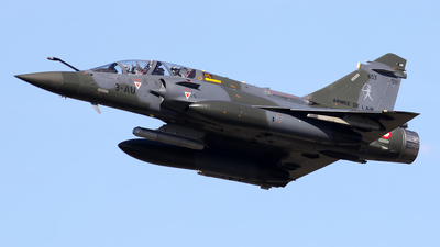 653 - Dassault Mirage 2000D - France - Air Force