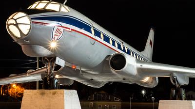 CCCP-64452 - Tupolev Tu-124V - Aeroflot