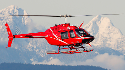 C-FMCL - Bell 206B JetRanger III - Blackcomb Helicopters
