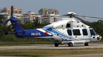 PR-OTS - Airbus Helicopters H175 - Omni Táxi Aéreo