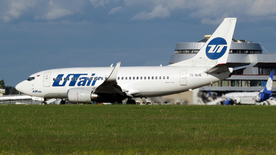 VQ-BJQ - Boeing 737-524 - UTair Aviation