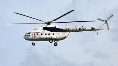 EX-40007 - Mil Mi-8MTV-1 - Heli Sky