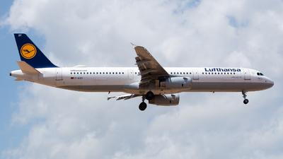 A picture of DAIDT - Airbus A321231 - Lufthansa - © Pablo Gonzalez de Leon