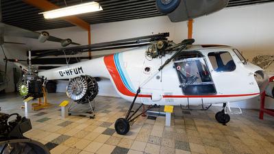 D-HFUM - Bristol 171 Sycamore Mk.3 - Private