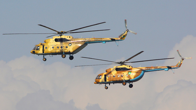 58633 - Mil Mi-17-1V Hip - Pakistan - Army Aviation