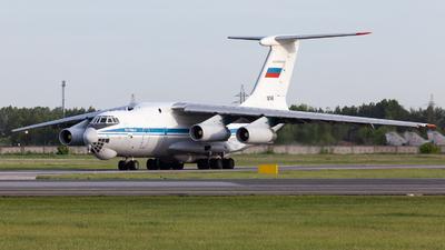 RF-76746 - Ilyushin IL-76MD-M - Russia - Air Force