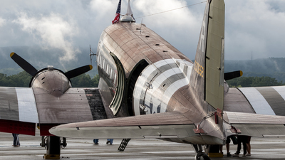 N345AB - Douglas C-47A Skytrain - 1941 Historical Aircraft Group