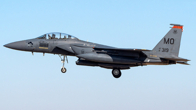 91-0319 - McDonnell Douglas F-15E Strike Eagle - United States - US Air Force (USAF)