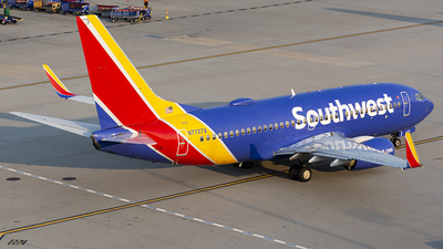 N7727A - Boeing 737-76N - Southwest Airlines