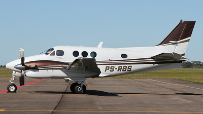 PS-RBS - Beechcraft C90GTi King Air - Private