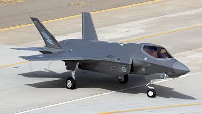 A35-003 - Lockheed Martin F-35A Lightning II - Australia - Royal Australian Air Force (RAAF)