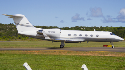 N507SA - Gulfstream G-IV(SP) - Private