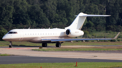 N821AM - Bombardier BD-700-1A10 Global Express XRS - Private
