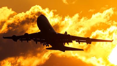 N406KZ - Boeing 747-4KZF - Atlas Air