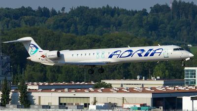 S5-AAO - Bombardier CRJ-900LR - Adria Airways
