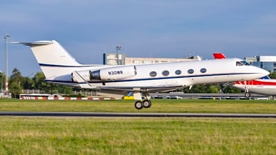 N30WR - Gulfstream G-III - Private