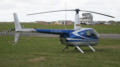 A picture of GCCYG - Robinson R44 Raven II - [10424] - © Graham Perkin