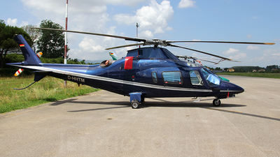 D-HHTM - Agusta A109E Power - HTM Helicopter Travel Munich