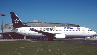 G-BYZJ - Boeing 737-3Q8 - bmi British Midland International