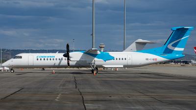 OE-IIQ - Bombardier Dash 8-Q402 - Cobham Aviation Services Australia