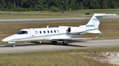 N998AL - Bombardier Learjet 45 - Private