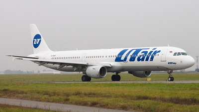 VP-BPO - Airbus A321-211 - UTair Aviation