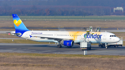 D-AIAA - Airbus A321-211 - Condor