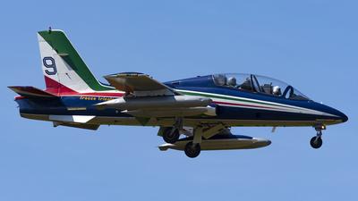 MM54505 - Aermacchi MB-339PAN - Italy - Air Force