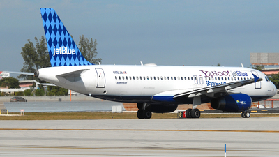 N651JB - Airbus A320-232 - jetBlue Airways