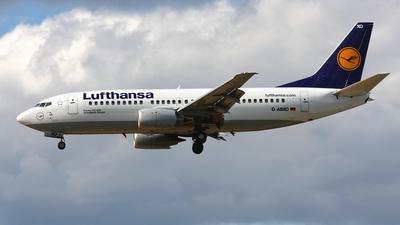 D-ABXO - Boeing 737-330 - Lufthansa