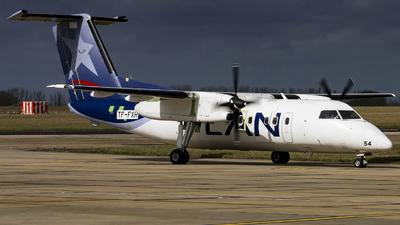 TF-FXH - Bombardier Dash 8-Q202 - LAN Colombia (Aires Colombia)