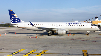 HK-4559 - Embraer 190-100LR - Copa Airlines Colombia