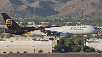 N357UP - Boeing 767-34AF(ER) - United Parcel Service (UPS)